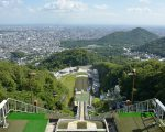 大倉山展望台(大倉山ジャンプ競技場)