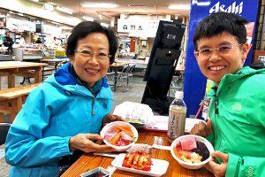 北海道 釧路和商市場