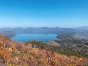 2019.10.23 洞爺湖&有珠山・昭和新山01